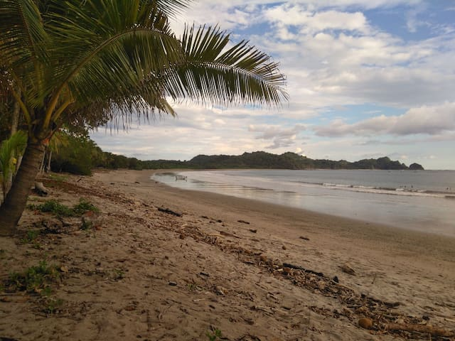 Playa Garza, Guiones, Nosara