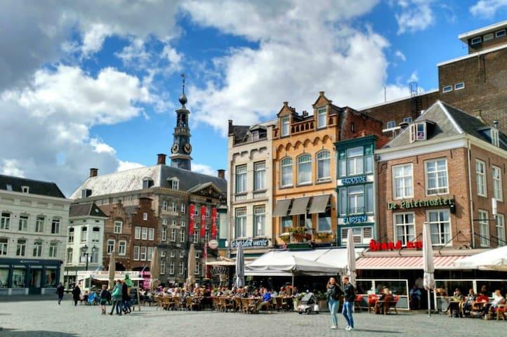 Like a local Den Bosch
