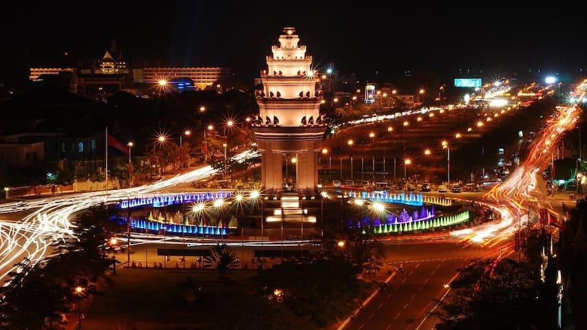 Guidebook for Phnom Penh