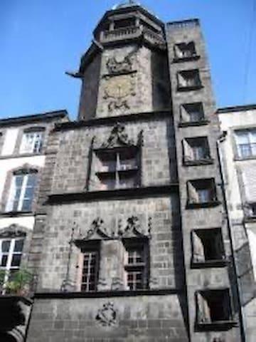Riom ville médiévale