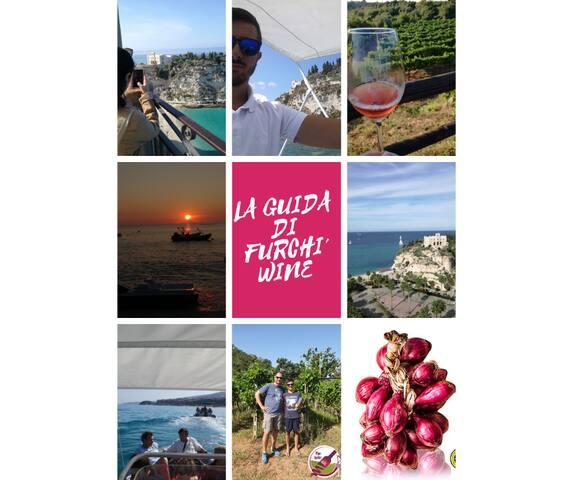 La guida di Furchì wine