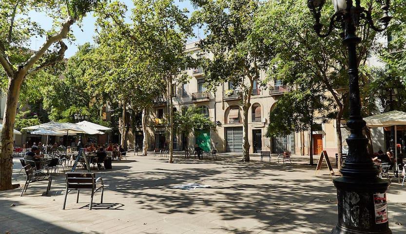 Guidebook for Barcelona Sants Neighbourhood