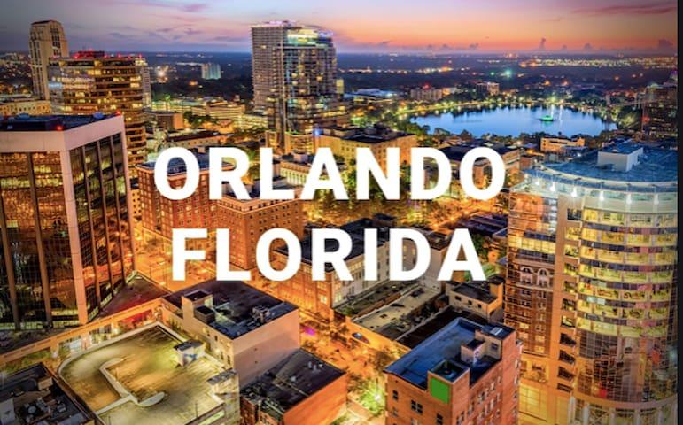 Marina's guidebook: Discover Orlando