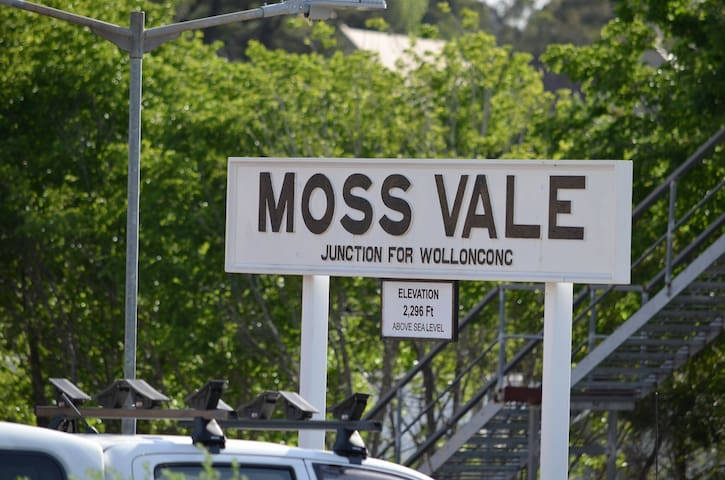 George's Guide to Moss Vale