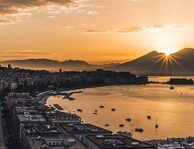 Napoli tra storia, arte,cultura e gastronomia