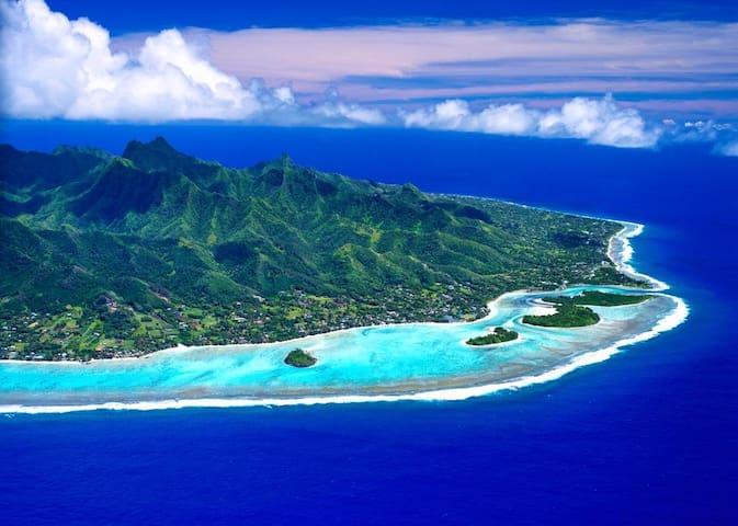 Guidebook for Rarotonga