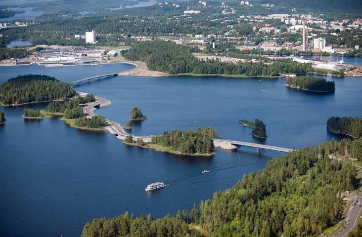Satu's guidebook to Kuopio city