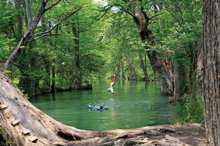 Kimberly's Wimberley Guidebook