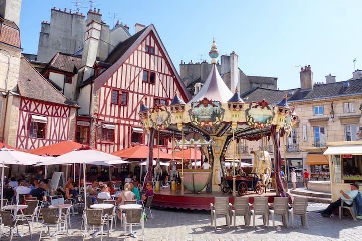 Le guide de Dijon
