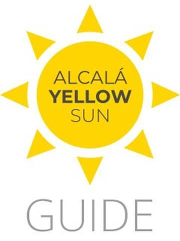 Alcalá Yellow Sun Guide