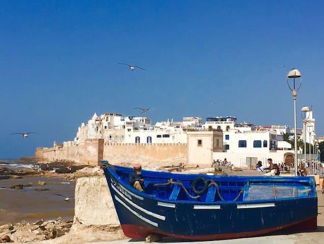 Guidebook for Essaouira