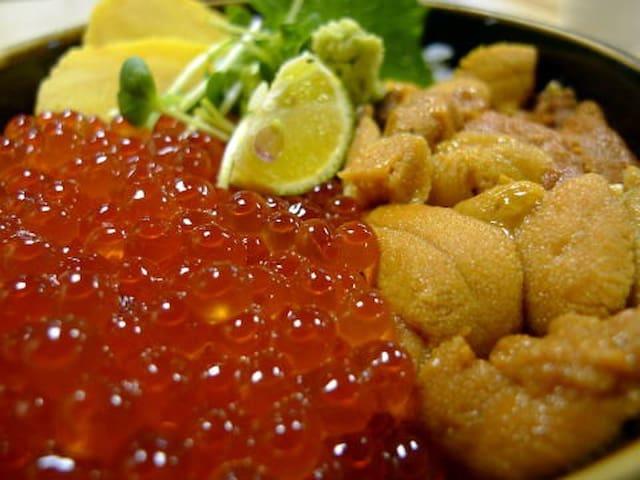 Gourmet food information グルメ情報