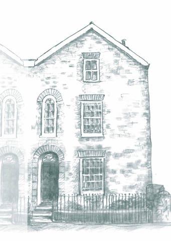 Guidebook for 44 High Street, St Davids