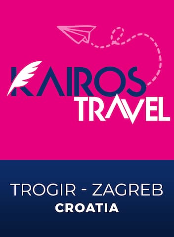 Kairos Travel's guidebook