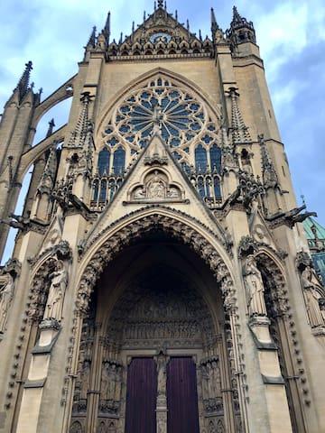 Inside Metz 😍