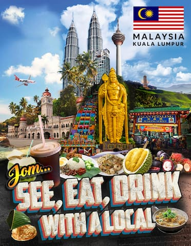 Eat, See and Experience KL