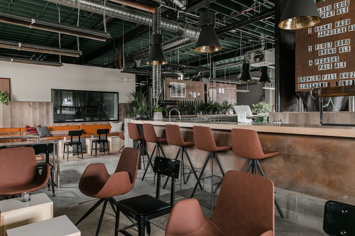 Cocktails, Winebars and Breweries