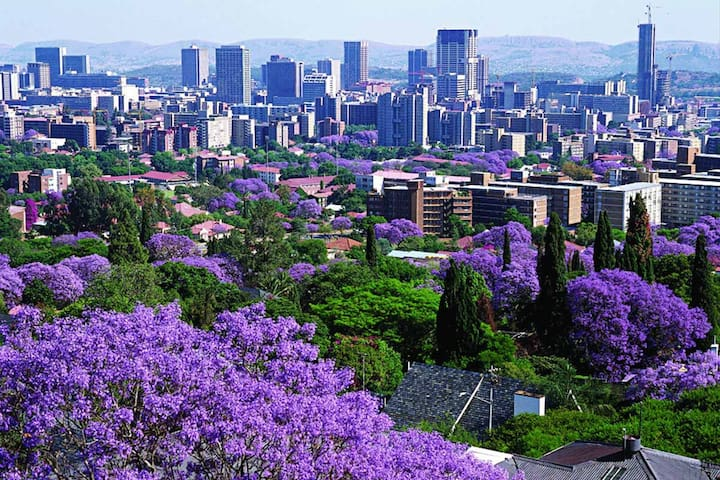 Christina's Guide to Pretoria
