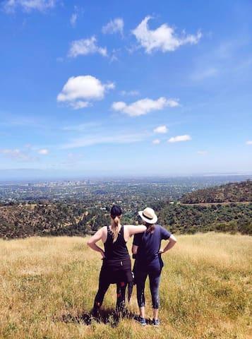 Chloe's Adelaide guidebook