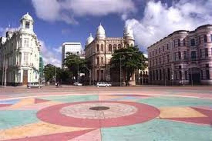 1 dia no Recife e Olinda
