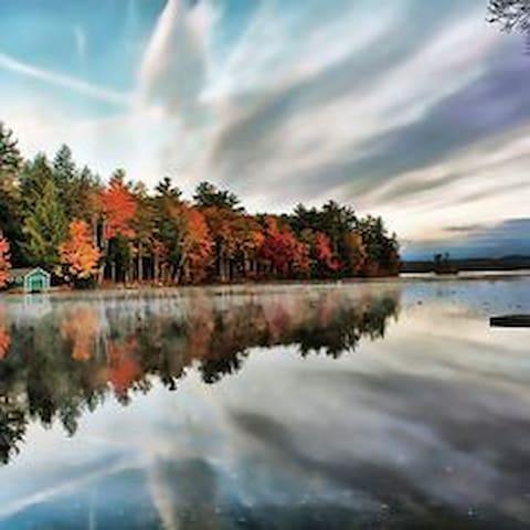 Woodland Retreat Guidebook
