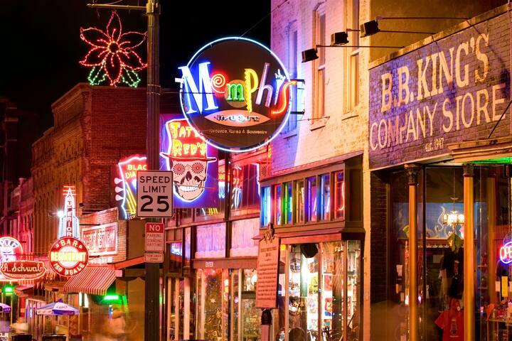 Guidebook for Memphis