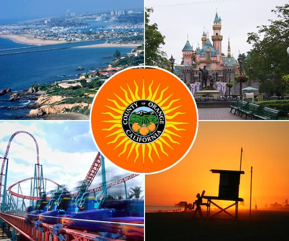 Must visit places in OC