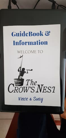 The Crow's Nest guidebook
