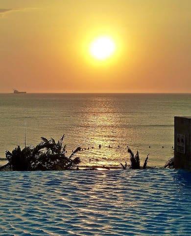 Santa Marta: Entre la Sierra y el Mar.  El único riesgo es que quieras quedarte ❤️ 🇨🇴