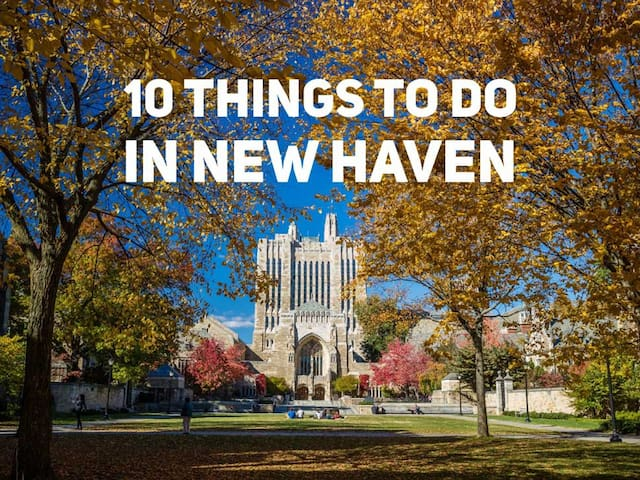 East Rocks! - New Haven Guide Book