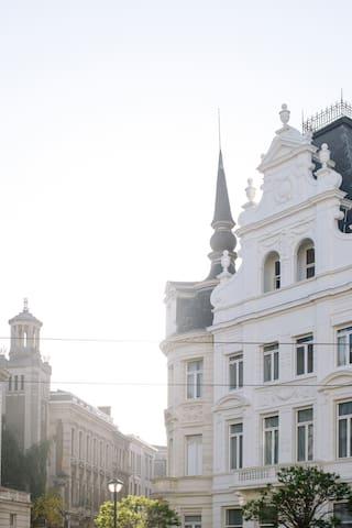 Welcome to Antwerp! Mats's guidebook