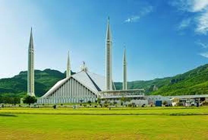 Islamabad @ A Glance