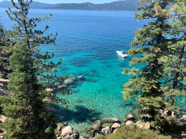 Heather and Justin's Guide to South Lake Tahoe