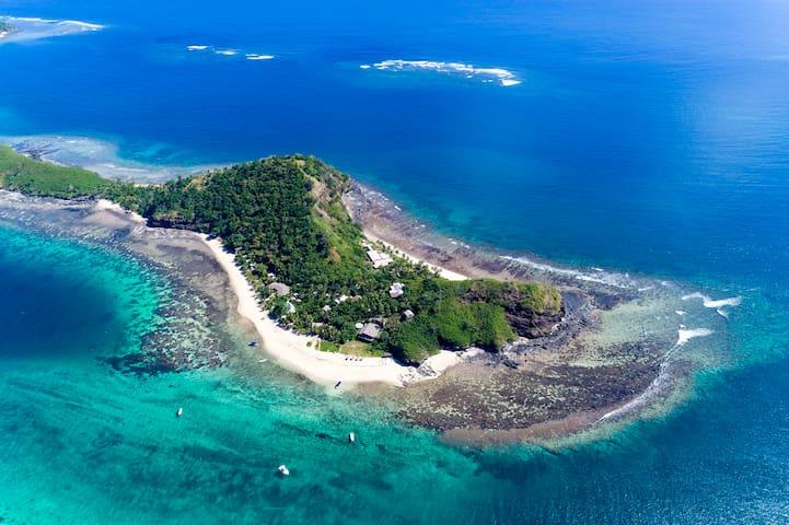 Mantaray Island Resort, Yasawa Islands, Fiji