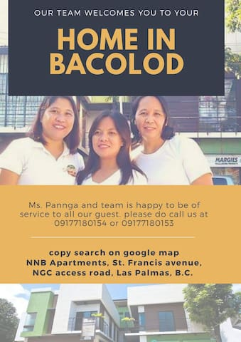 Your Bacolod Homestay guidebook