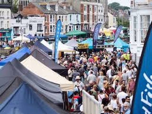 Events in Weymouth 2020