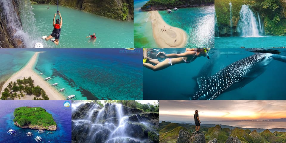 South Cebu Top Attractions for Adventure