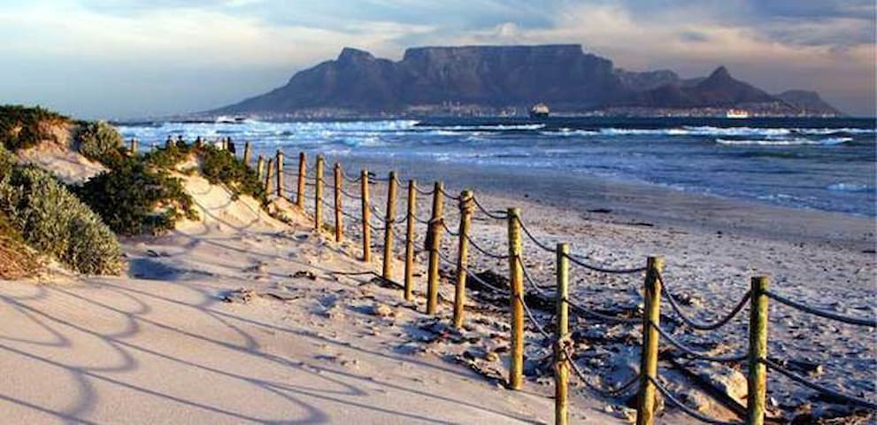 Melinda's guidebook to Bloubergstrand and surrounds