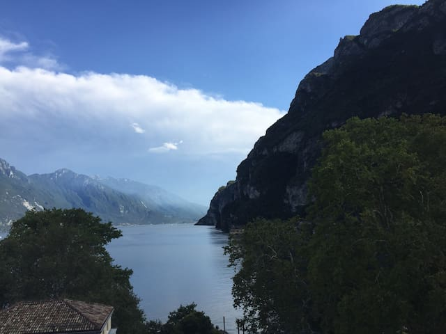 TREMOSINE AND LAKE GARDA