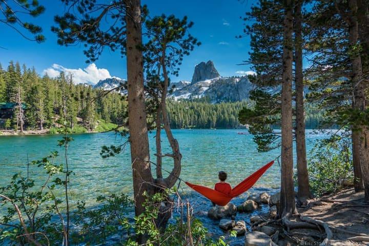 Lauren's guidebook to Mammoth Lakes