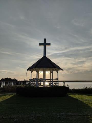 Four Oaks Cottage - St Simons Island, GA