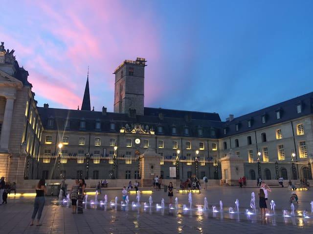 Découvrir Dijon