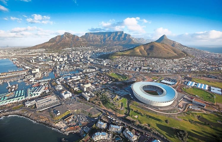The ins and outs of Cape Town