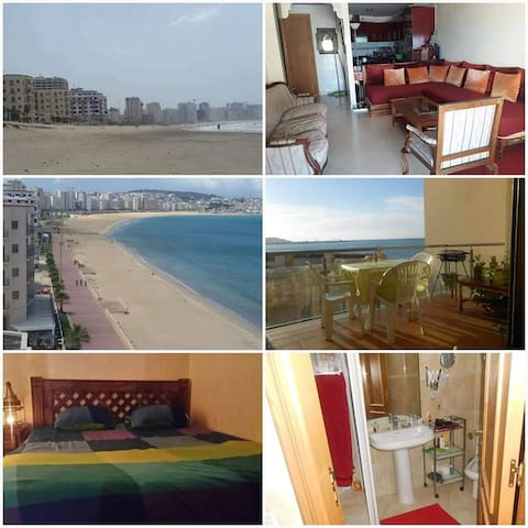 Guidebook for Tanger. Apartment Luxe Tanger Beach Malabata