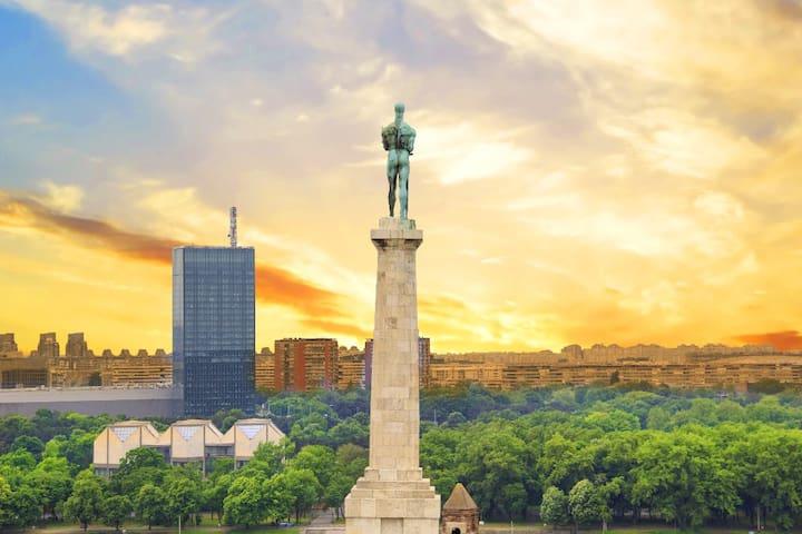 Guidebook for Belgrade