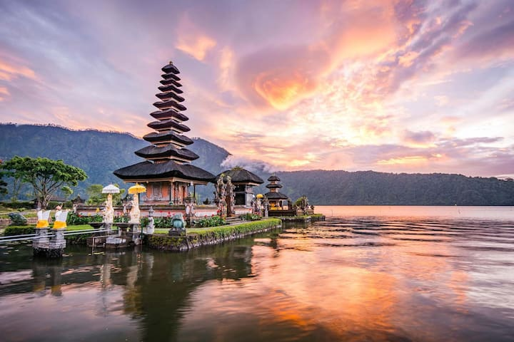 Ala Bali's guidebook