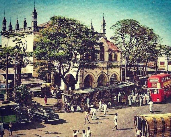 Colombo days