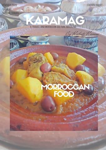 KARAMAG MOROCCAN FOOD