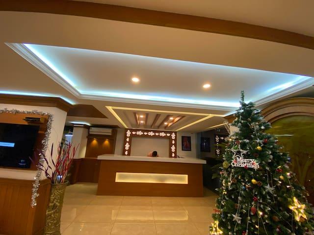 Utsavam Hotel Apartments guidebook