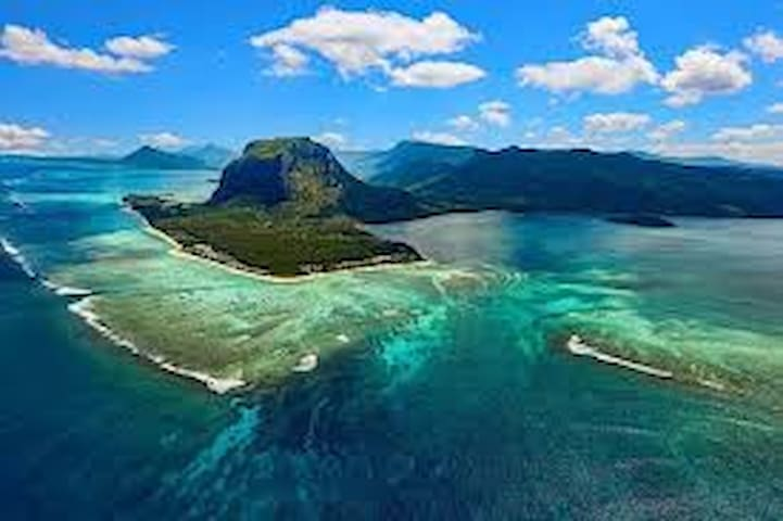 """Mauritius was made first, and then heaven...."